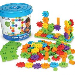 Learning Resources Gears! Gears! Gears! Super Building Toy Set