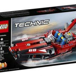 LEGO Technic Power Boat Building Kit