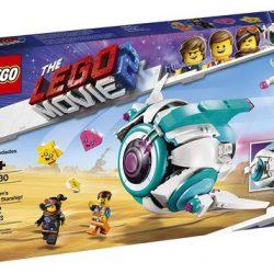 LEGO The Lego Movie 2 Sweet Mayhem's Systar Starship! Building Kit
