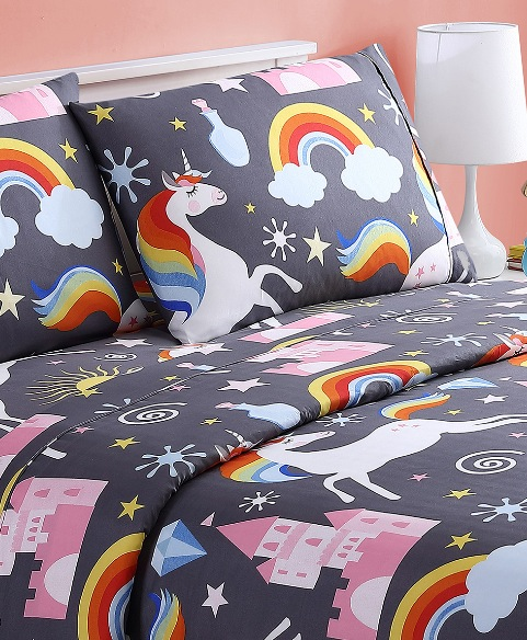So-Cuddly Kids' Sheets