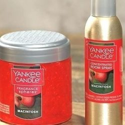 Room Sprays or Fragrance Spheres