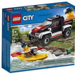 LEGO City Great Vehicles Kayak Adventure 60240 Building Kit