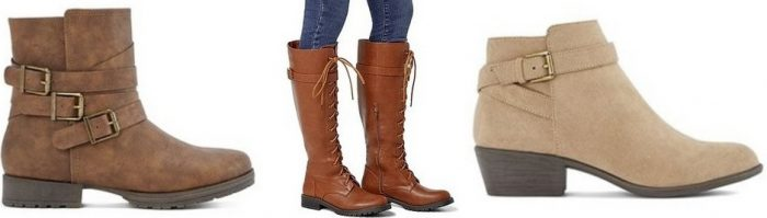 JustFab: Women's Boots