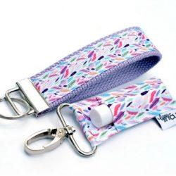 LippyClip® + Keychain Wristlets
