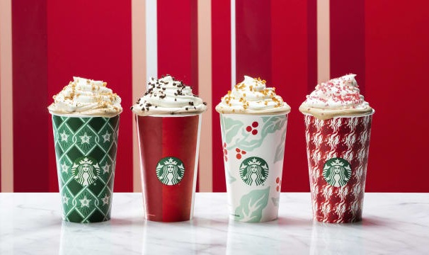 Starbucks Holiday