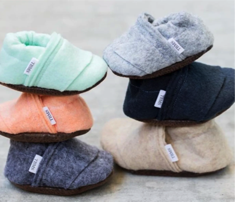 Soft Sole Moccasin Baby Shoes