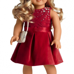 American Girl Favorite Dress Outfit