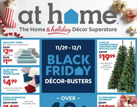 At Home Black Friday Ad