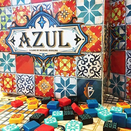 Board Game Gifts: Azul Game
