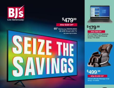 BJs Black Friday Ad