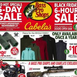 Bass Pro Shops Black Friday Ad