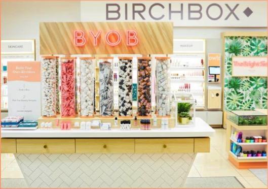 Build Your Own Birchbox