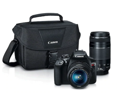 Canon EOS Rebel Camera