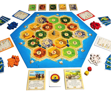 Gifts for Board Game Lovers: Catan Game