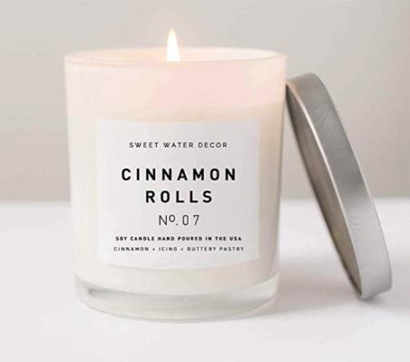 Cinnamon Rolls Soy Candle
