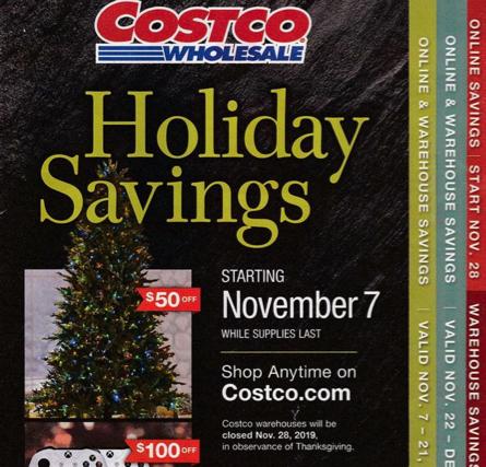 Costco Black Friday Ad