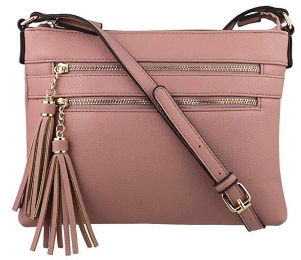 fashion gift idea crossbody purse