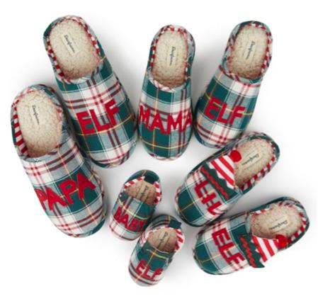 Elf Dearfoam Slippers