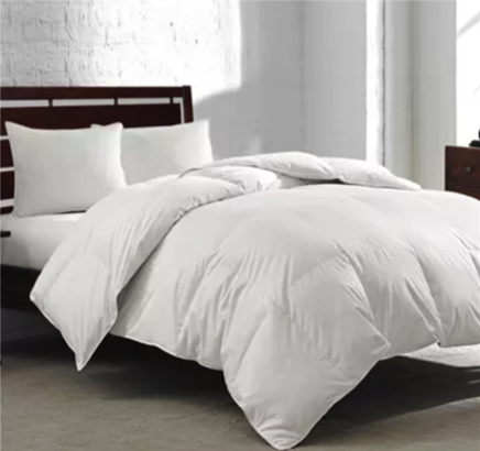 Royal Luxe White Goose Feather Down Comforter Any Size For Just 50 99 Shipped Money Saving Mom Money Saving Mom