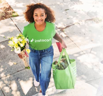 Instacart Delivery for expecting mothers