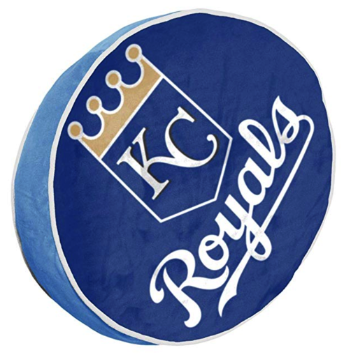KC Royals Pillow