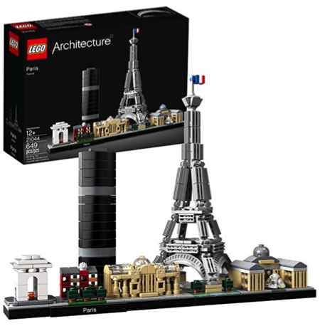LEGO Architecture Paris Skyline