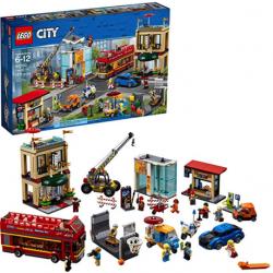 LEGO City Capital Building Set