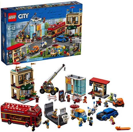 LEGO City Capital Building Set