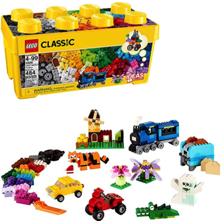 LEGO Gifts: Classic Creative Box