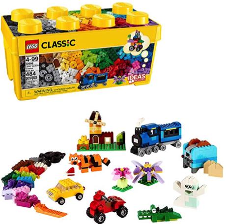 LEGO Gifts: Classic Creative Box