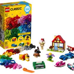LEGO Classic Creative Fun Box