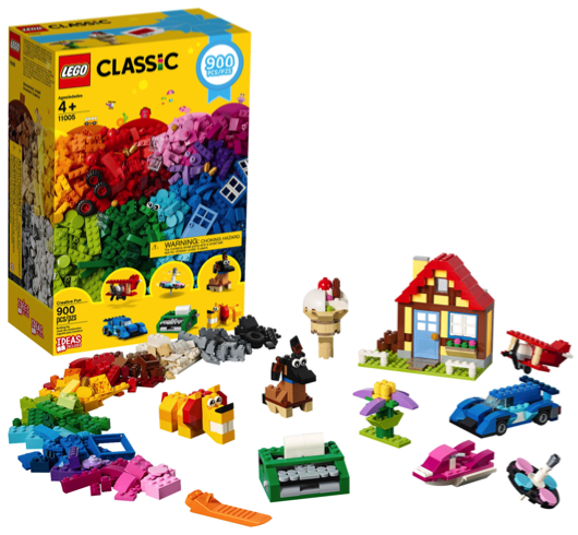 LEGO Classic Creative Fun Box
