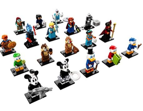 LEGO Disney Minifigures Stocking Stuffers