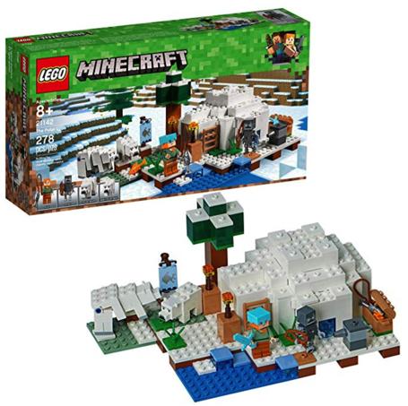 LEGO Gifts: Minecraft Polar Igloo