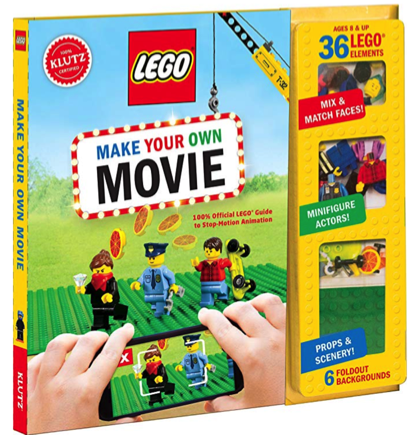 LEGO Movie Stop Motion Kit