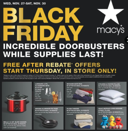 Macy's Black Friday Ad