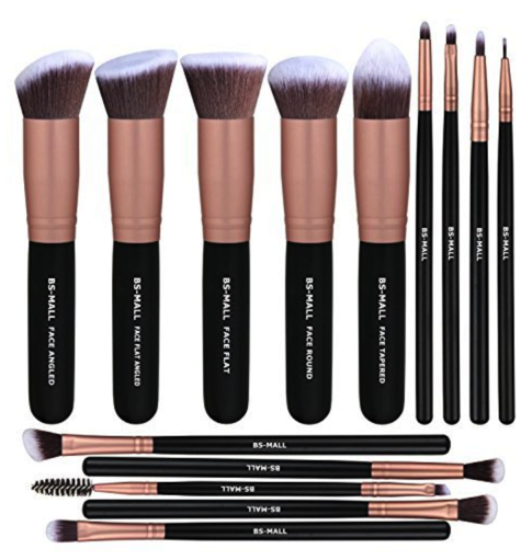 Makeup Brushes as a beauty gift