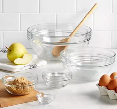 Martha Stewart Mixing Bowls Set