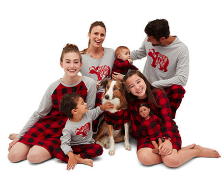 Matching Family Pajamas
