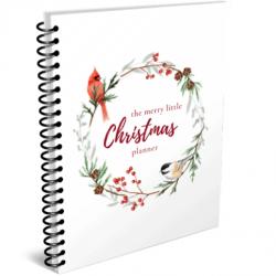 Merry Little Christmas Planner