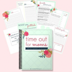 Mom's Gratitude Journal