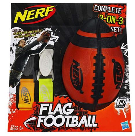 Nerf Flag Football