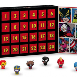 POP Marvel Advent Calendar