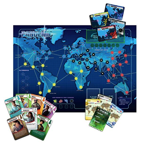 Board Game Gifts: Pandemic Game