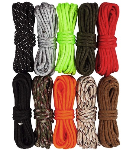 Paracord Outdoor Gift Ideas