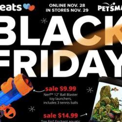 PetSmart Black Friday Ad