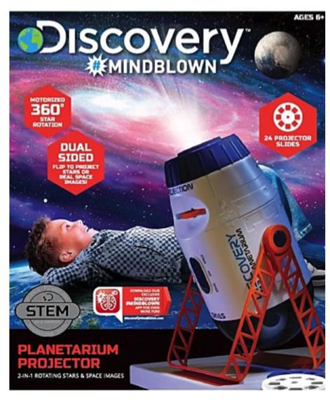 Planetarium Projector