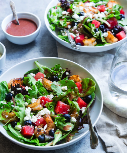 Salads for expecting mothers