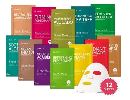 beauty stocking stuffer: face masks