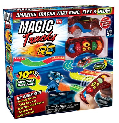 magic track gift for boys